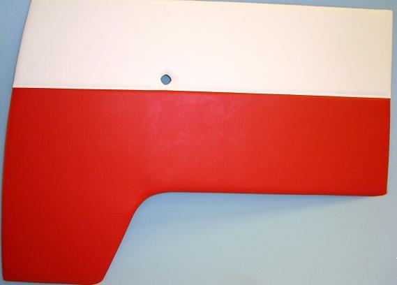 2x SPLIT SRCEEN CAB DOOR PANEL'S < 2 COLOUR >